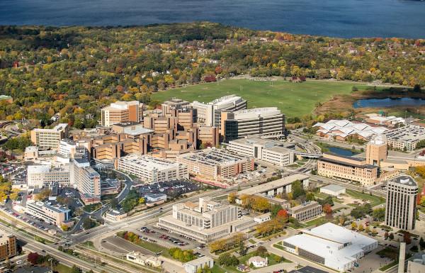 The UW Health and UW-Madison medical campus
