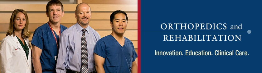 Orthopedics and Rehabilitation