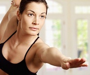 UW Health at The American Center: Classes for your body and mind, yoga pose