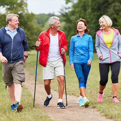 Staying Active Can Prevent Falls