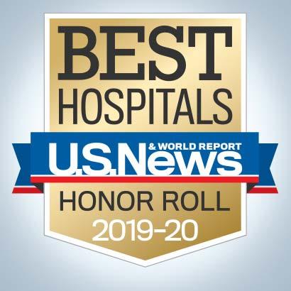 University of Wisconsin Hospitals Among Nation