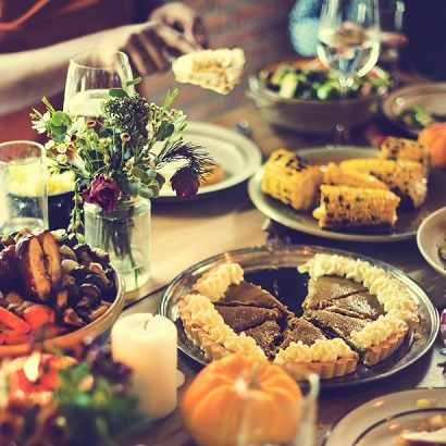 Eating Mindfully Can Help Manage Holiday Temptations