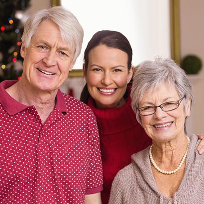 Helping People with Dementia Cope during Holiday Gatherings
