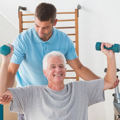 Strength Training Can Benefit Seniors