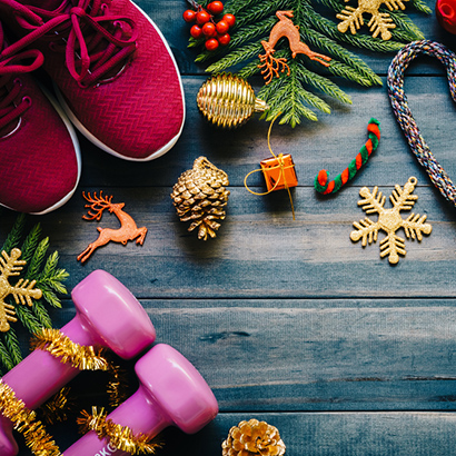 Give the Gift of Fitness this Holiday