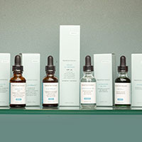 SkinCeuticals skin care products; UW Health Transformations Jeune Skin Care; Middleton, Wisconsin