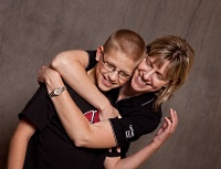 Devin is back to doing the things he loves, thanks to the kidney he received from his mother.