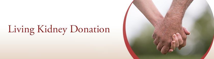 Living Kidney Donation