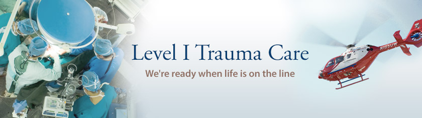 Level I Trauma Care