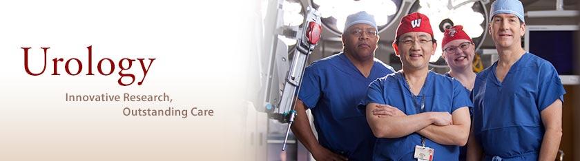 Urology | UW Health | Madison, WI